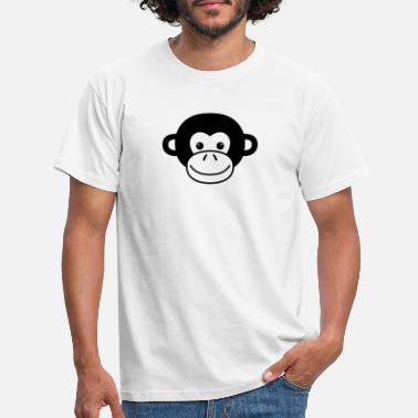 Monkey Face - T-shirt Homme