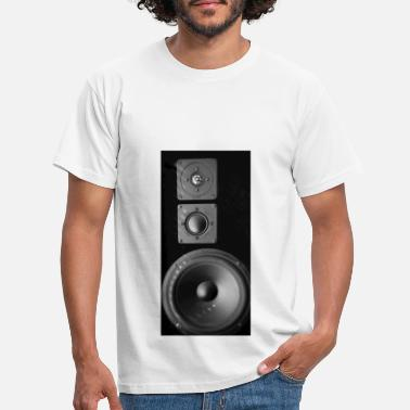 Speaker box - Men's T-Shirt