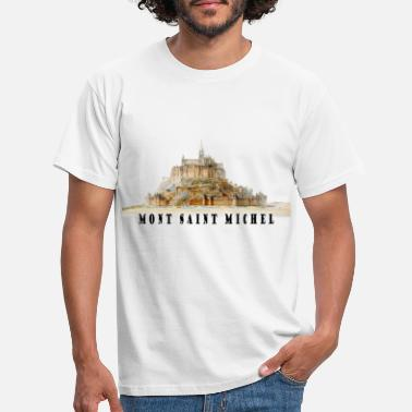 Michel MONT SAINT MECHIL - T-shirt Homme