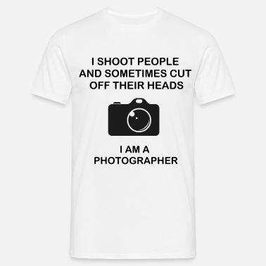 Fotografen Shirt Lustige Sprüche Cooles Geschenk Männer