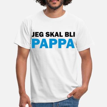 dc5e1033 Bestill Jeg Skal Bli Pappa Gaver på nett | Spreadshirt