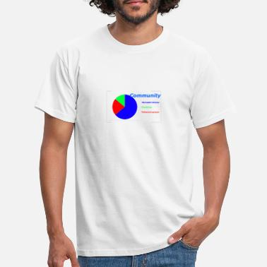 Community Community - Men's T-Shirt