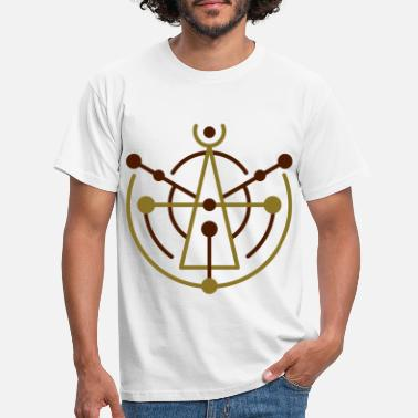 Crop Circle Crop Circle 9 | crop circle - Men's T-Shirt