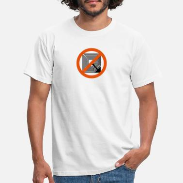 Technology Stop RFID 2b - Men's T-Shirt