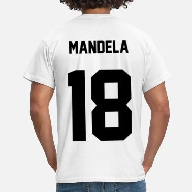 Mandela 18 - Men's T-Shirt