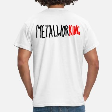 Métallurgiste Métallurgiste métallurgiste - T-shirt Homme