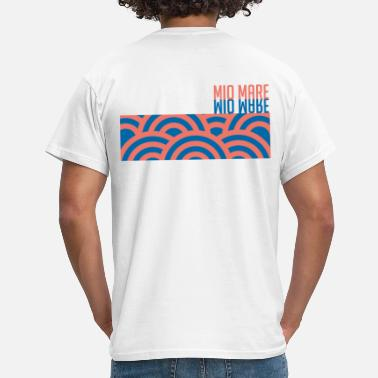 Mio Mare Waves - Men's T-Shirt