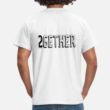Partner Partner Design 2gether - T-shirt mænd