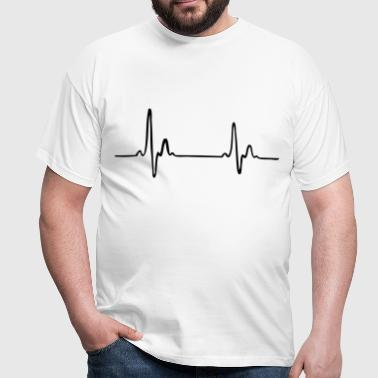 ekg profession - Men's T-Shirt