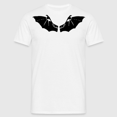 Bat Wings - Men's T-Shirt