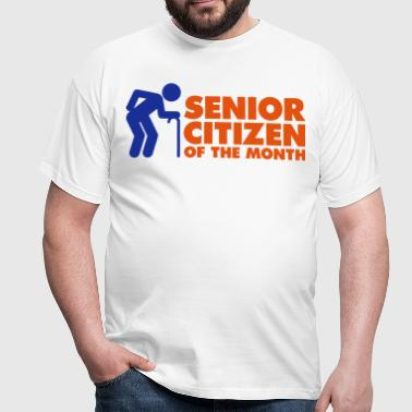 Senior of the Month - Men's T-Shirt
