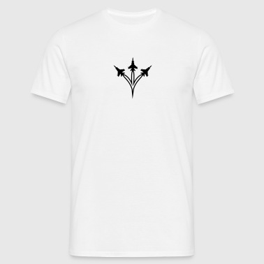 Jet formation - Men's T-Shirt