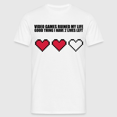 Extra Lives - T-shirt Homme
