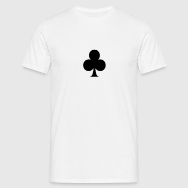 poker - Mannen T-shirt