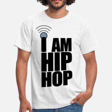 Dmc I Am Hip Hop - T-shirt Homme