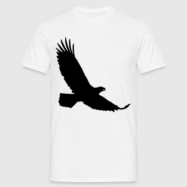 eagle - T-skjorte for menn