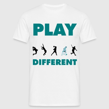 PLAY DIFFERENT - Camiseta hombre