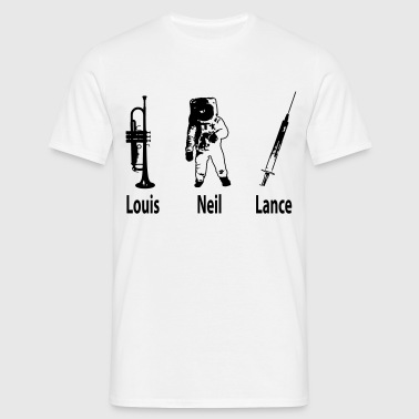 louis Neil Lance - T-shirt Homme