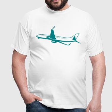 fly Airplane - Men's T-Shirt