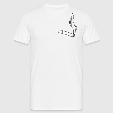 cigarette - T-shirt herr