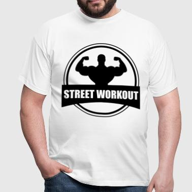 STREET WORKOUT - Men's T-Shirt