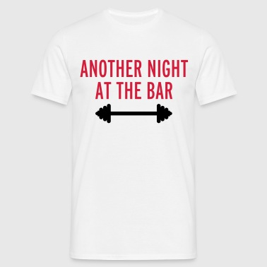 Another Night At The Bar - Männer T-Shirt