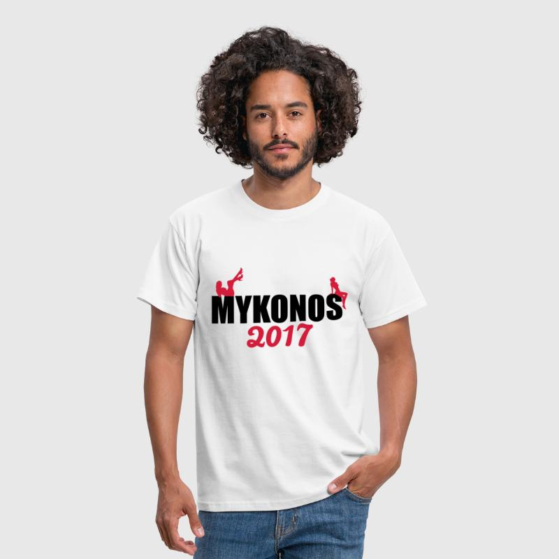Mykonos 2017 - Men's T-Shirt