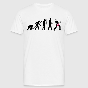 evolution_rocks_032012_a_2c - Men's T-Shirt