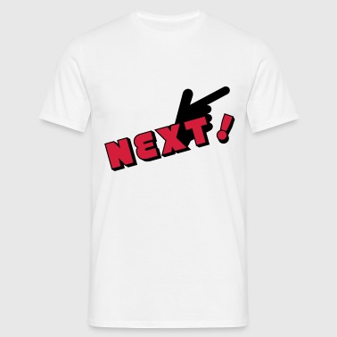 next - Men's T-Shirt