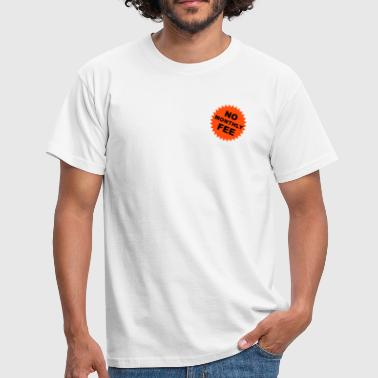 Voltigeren no monthly fee - Mannen T-shirt