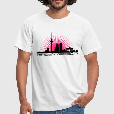 Made in Berlin - Männer T-Shirt