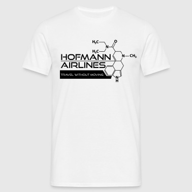 Hofmann Airlines [Black] - Men's T-Shirt