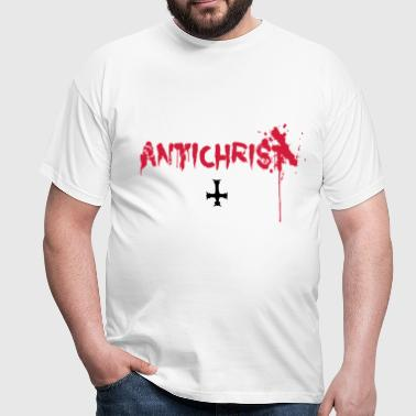 Antichrist - Blood - Men's T-Shirt