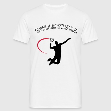 volleybal - Mannen T-shirt