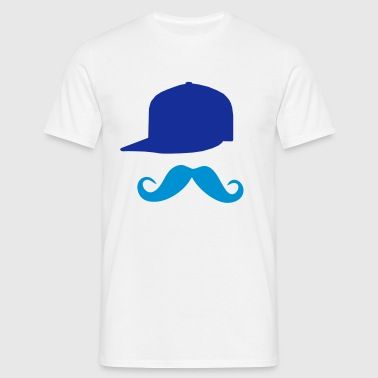 snapback tash - Men's T-Shirt