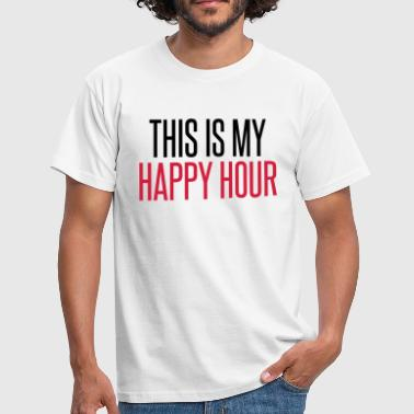 Happy Hour - T-shirt Homme