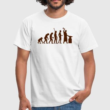 evolution_schmied_b - T-shirt Homme