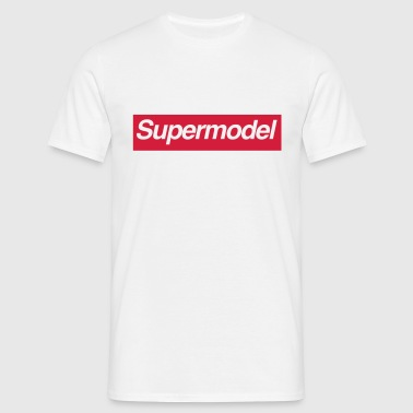 Supermodel - Men's T-Shirt