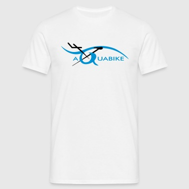 aquabike - T-shirt Homme