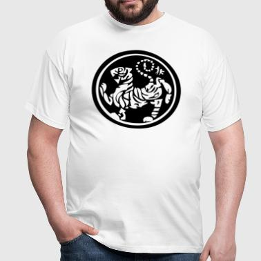 Shotokan Tiger - T-shirt herr