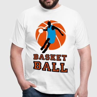 basketball_072011_m_3c - T-shirt Homme