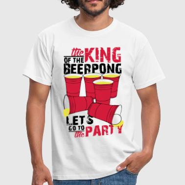 beerpong chicago - T-shirt Homme