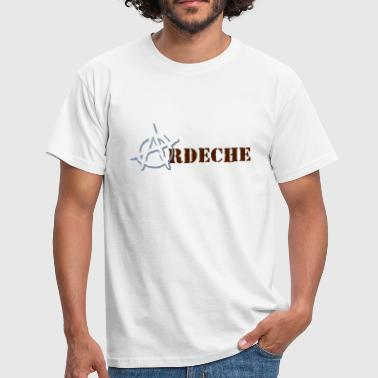 Anarchy Ardeche - T-shirt Homme