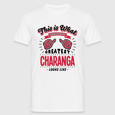 charanga worlds greatest looks like - Camiseta hombre