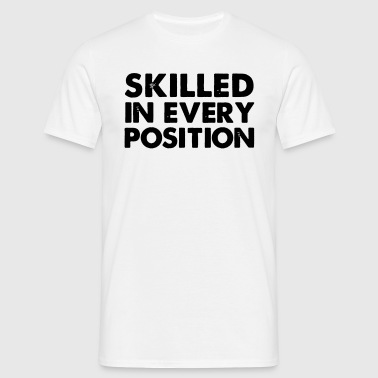 Skilled - Men's T-Shirt