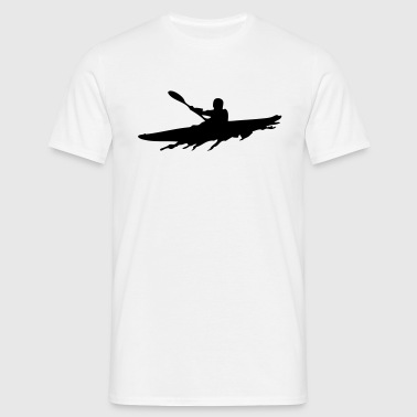 Canoe - Men's T-Shirt