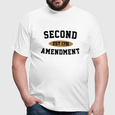 Second Amendment - Männer T-Shirt