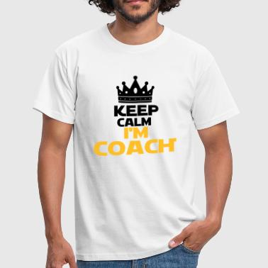 i'm coach (man) - T-shirt Homme