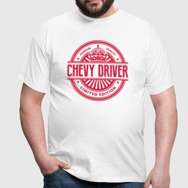 Limited edition chevy driver premium qua - Men's T-Shirt