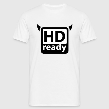 HD ready | High Definition - Men's T-Shirt